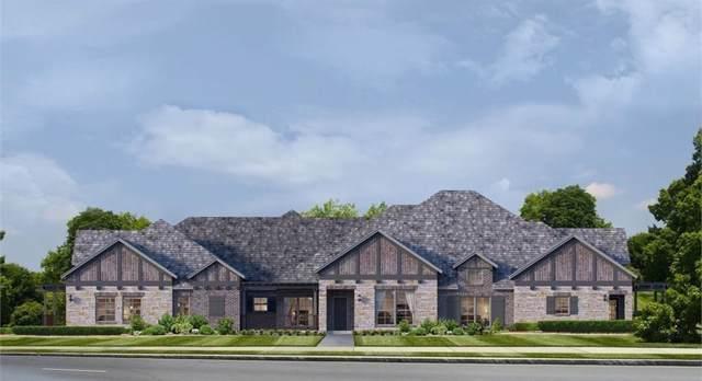 4261 Pavonia Lane, Prosper, TX 75078 (MLS #14249813) :: Real Estate By Design