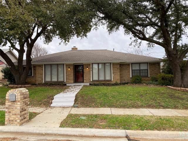 5018 Montego Bay Drive, Irving, TX 75038 (MLS #14249830) :: The Kimberly Davis Group