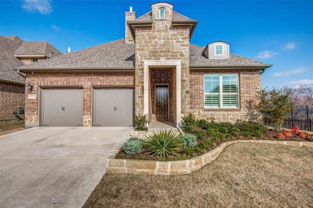 3729 Dover, The Colony, TX 75056 (MLS #14249861) :: Van Poole Properties Group