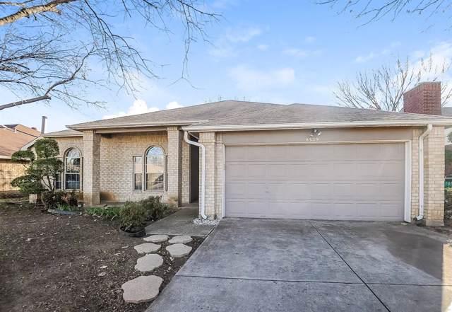 8329 Cloverglen Lane, Fort Worth, TX 76123 (MLS #14249872) :: The Tierny Jordan Network