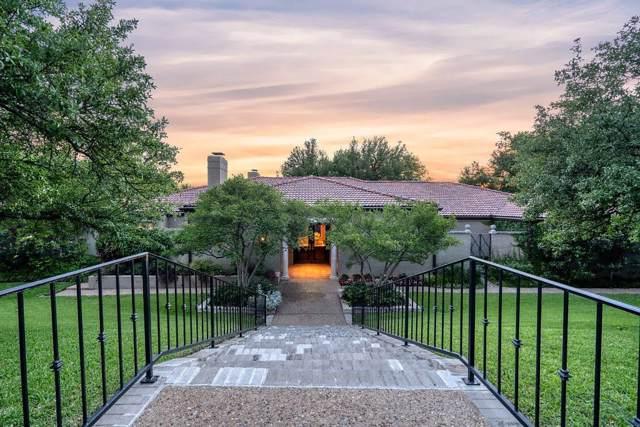 2208 Canterbury Drive, Westover Hills, TX 76107 (MLS #14249901) :: North Texas Team | RE/MAX Lifestyle Property