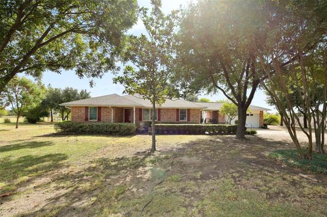 6908 E Parker Road, Parker, TX 75002 (MLS #14249906) :: RE/MAX Town & Country