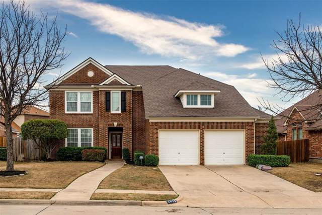 2828 Cypress Glen Drive, Grand Prairie, TX 75052 (MLS #14249981) :: Trinity Premier Properties