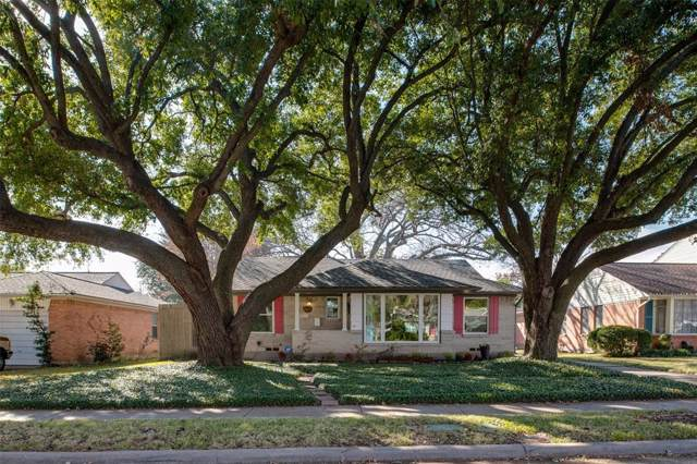 9221 Leaside Drive, Dallas, TX 75238 (MLS #14249997) :: Frankie Arthur Real Estate