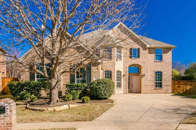 3416 Veronica Drive, Flower Mound, TX 75022 (MLS #14250009) :: Lynn Wilson with Keller Williams DFW/Southlake