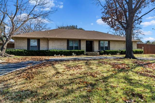 14108 Edgecrest Drive, Dallas, TX 75254 (MLS #14250123) :: Hargrove Realty Group