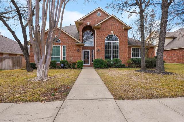 1528 Highland Lakes Drive, Keller, TX 76248 (MLS #14250230) :: RE/MAX Pinnacle Group REALTORS