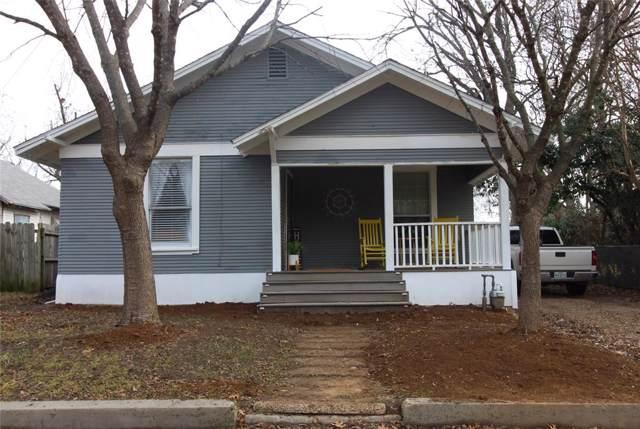 942 N Commerce Street, Gainesville, TX 76240 (MLS #14250231) :: Trinity Premier Properties