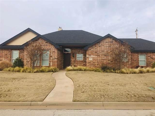 5250 Rio Mesa Drive, Abilene, TX 79606 (MLS #14250247) :: The Tonya Harbin Team