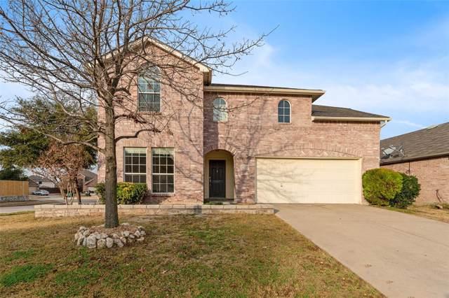 1125 Partridge Drive, Aubrey, TX 76227 (MLS #14250402) :: Real Estate By Design