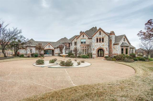 5701 Lighthouse Drive, Flower Mound, TX 75022 (MLS #14250508) :: The Real Estate Station