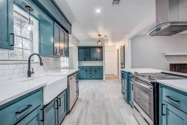 4702 Woodside Drive, Arlington, TX 76013 (MLS #14250570) :: Caine Premier Properties