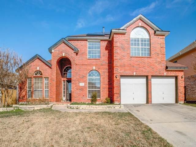 628 Delores Drive, Grand Prairie, TX 75052 (MLS #14250671) :: The Paula Jones Team   RE/MAX of Abilene