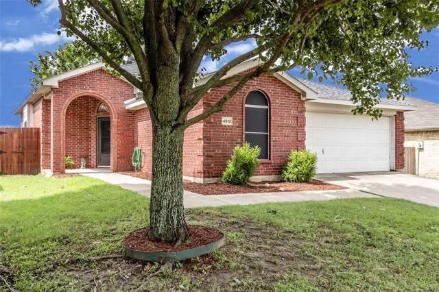 4912 Rustic Ridge Drive, Mckinney, TX 75071 (MLS #14250792) :: Robbins Real Estate Group