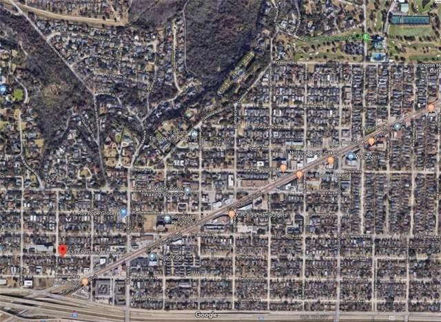 5333 Pershing Avenue, Fort Worth, TX 76107 (MLS #14250835) :: Frankie Arthur Real Estate