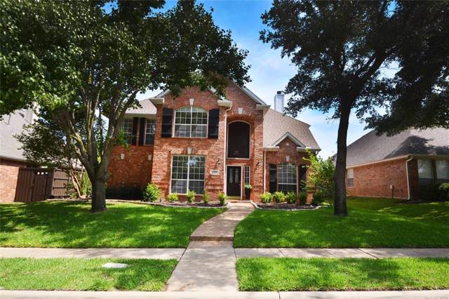 4309 Hawkhurst Drive, Plano, TX 75024 (MLS #14250838) :: RE/MAX Town & Country