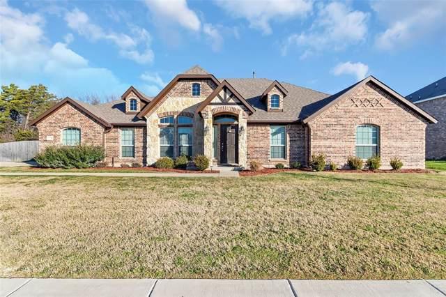 1253 Carriage Creek Drive, Desoto, TX 75115 (MLS #14250910) :: Team Hodnett