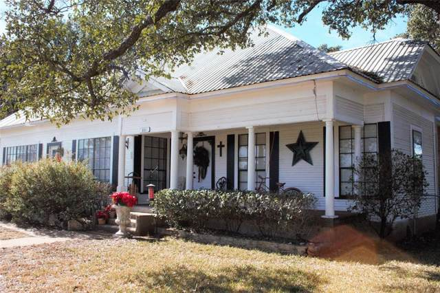 801 Navaho Trail, Cherokee, TX 76832 (MLS #14250959) :: The Mitchell Group