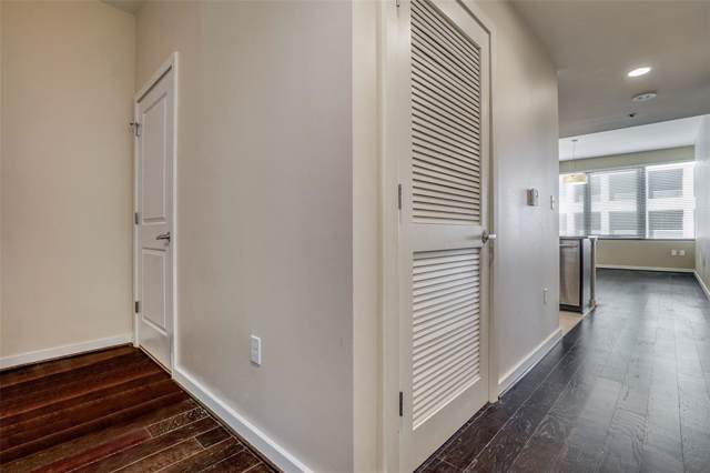 1200 Main Street #2208, Dallas, TX 75202 (MLS #14250986) :: The Hornburg Real Estate Group