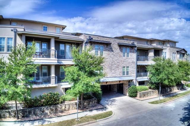 2800 Sandage Avenue #102, Fort Worth, TX 76109 (MLS #14251007) :: RE/MAX Pinnacle Group REALTORS