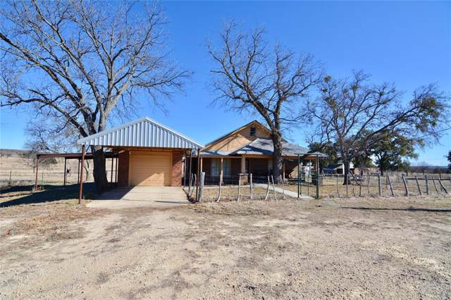 180 Cr 220, Goldthwaite, TX 76844 (MLS #14251025) :: Team Tiller