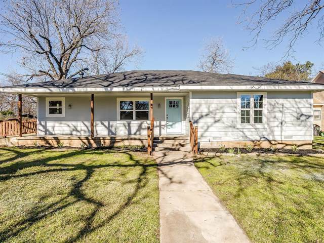 414 W Wilson Street, Cleburne, TX 76033 (MLS #14251137) :: RE/MAX Landmark