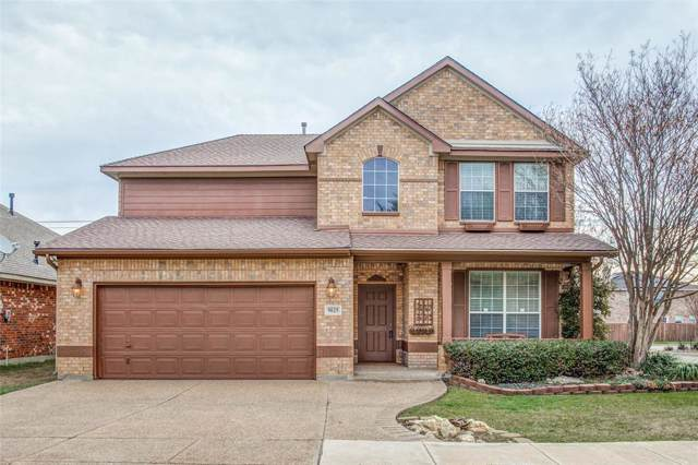 9025 Friendswood Drive, Fort Worth, TX 76123 (MLS #14251146) :: Potts Realty Group