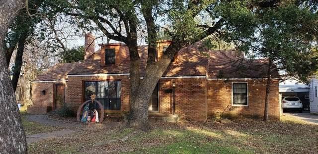 309 Bellevue Drive, Cleburne, TX 76033 (MLS #14251154) :: RE/MAX Landmark