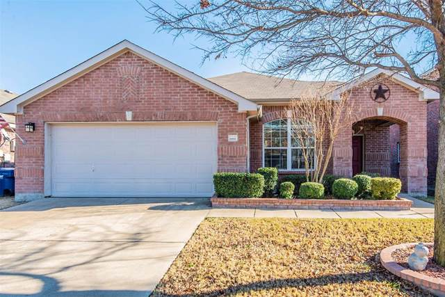 1004 Concan Drive, Forney, TX 75126 (MLS #14251173) :: RE/MAX Landmark