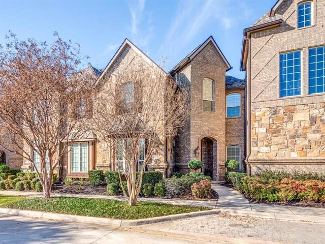 5112 Post Oak Trail, Colleyville, TX 76034 (MLS #14251254) :: EXIT Realty Elite