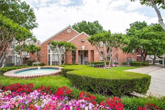12680 Hillcrest Road #1110, Dallas, TX 75230 (MLS #14251288) :: The Tierny Jordan Network