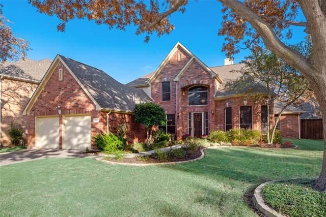3220 Parkwood Drive, Flower Mound, TX 75022 (MLS #14251325) :: Robbins Real Estate Group