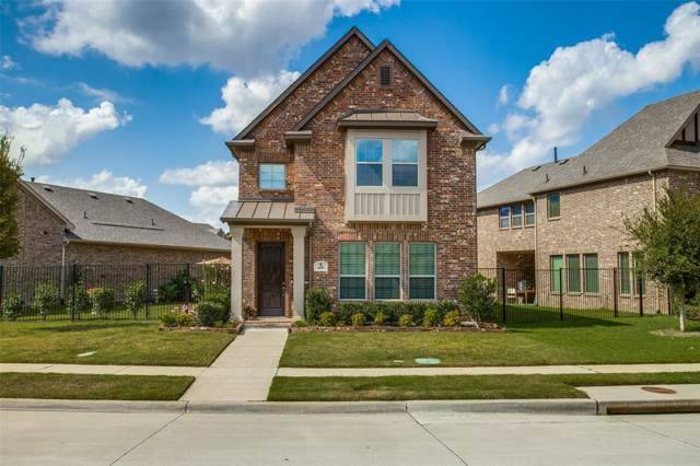620 Virum Road, Allen, TX 75002 (MLS #14251386) :: Robbins Real Estate Group