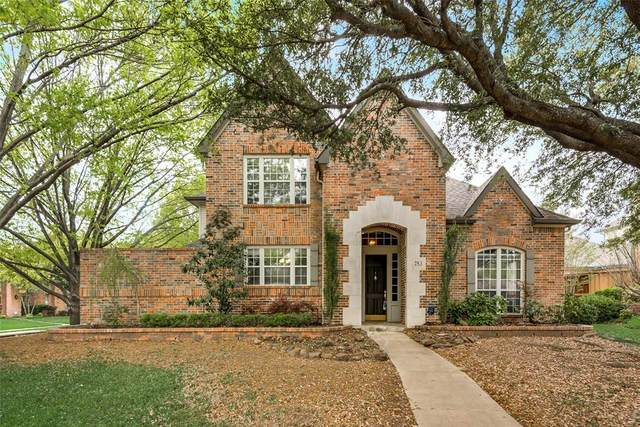 753 Forest Bend Drive, Plano, TX 75025 (MLS #14251392) :: Post Oak Realty