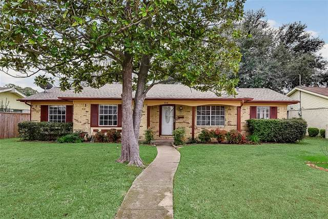 2319 Luau Street, Mesquite, TX 75150 (MLS #14251446) :: Potts Realty Group