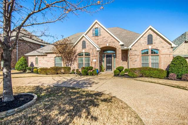 2336 Lady Cornwall Drive, Lewisville, TX 75056 (MLS #14251576) :: The Kimberly Davis Group