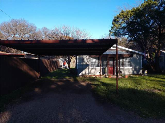 142 County Road 1704, Clifton, TX 76634 (MLS #14251656) :: The Kimberly Davis Group