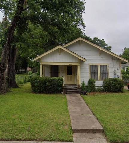 3243 Pine Street, Dallas, TX 75215 (MLS #14251699) :: EXIT Realty Elite