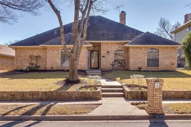 3031 Old Mill Run, Grapevine, TX 76051 (MLS #14251776) :: Ann Carr Real Estate