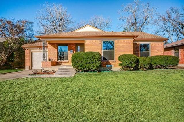 3123 San Paula Avenue, Dallas, TX 75228 (MLS #14251802) :: Robbins Real Estate Group