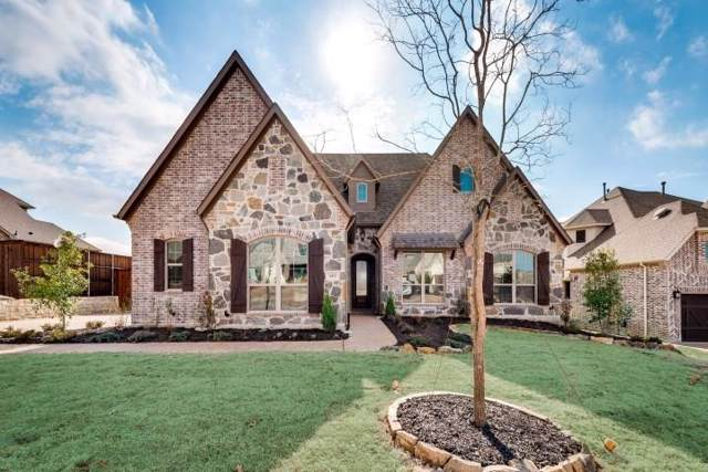 681 Sibyl Lane, Prosper, TX 75078 (MLS #14251817) :: Van Poole Properties Group