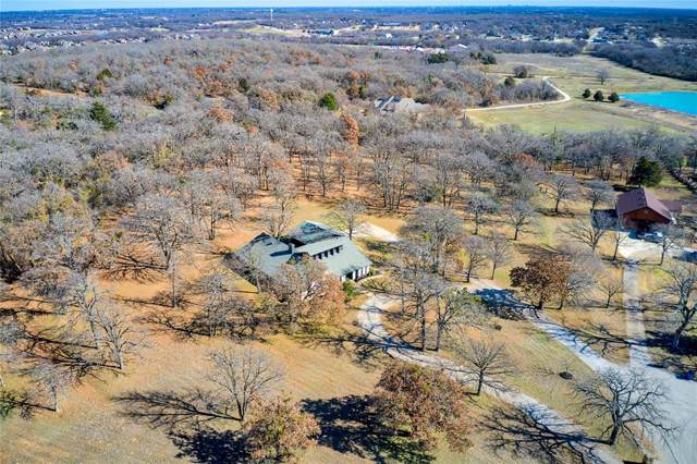 500 Skyridge Drive, Argyle, TX 76226 (MLS #14251822) :: The Real Estate Station