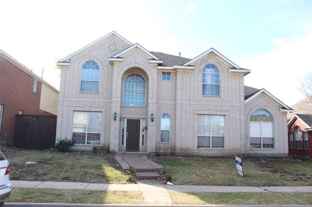 6445 Day Spring Drive, The Colony, TX 75056 (MLS #14251923) :: The Kimberly Davis Group