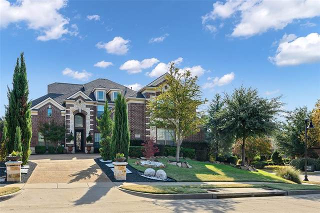 1533 Evanvale Drive, Allen, TX 75013 (MLS #14251957) :: The Kimberly Davis Group