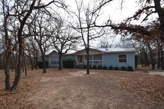 414 County Road 714, Stephenville, TX 76401 (MLS #14252022) :: Van Poole Properties Group