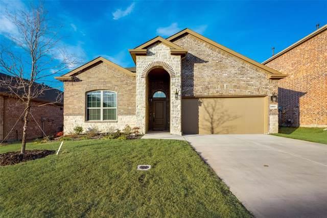 1211 Parker Drive, Melissa, TX 75454 (MLS #14252150) :: The Kimberly Davis Group