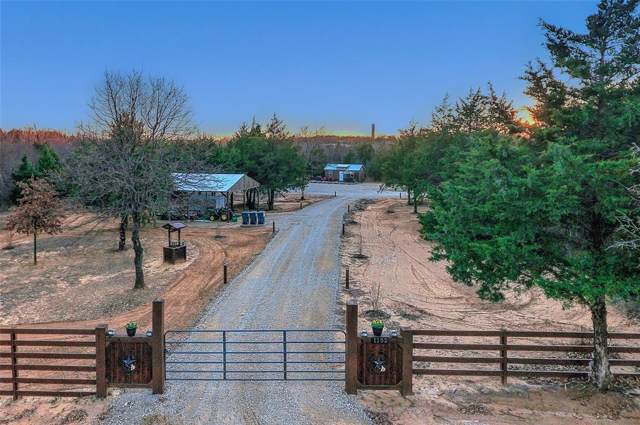 1152 County Rd 147, Gainesville, TX 76240 (MLS #14252169) :: All Cities Realty