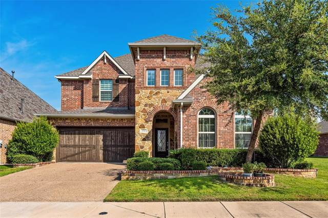2725 N Umberland Drive, Lewisville, TX 75056 (MLS #14252222) :: The Kimberly Davis Group