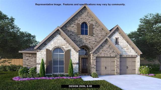 2861 Meadow Dell Drive, Prosper, TX 75078 (MLS #14252269) :: Real Estate By Design