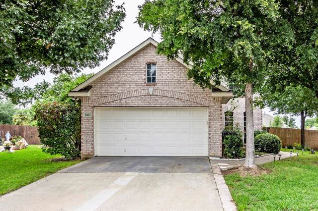 5301 Ficus Drive, Fort Worth, TX 76244 (MLS #14252324) :: Real Estate By Design
